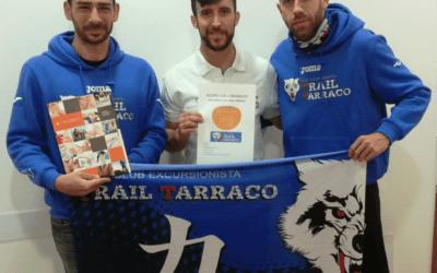 Acord Col·laboració C.E. Trail Tarraco – 27 Gener